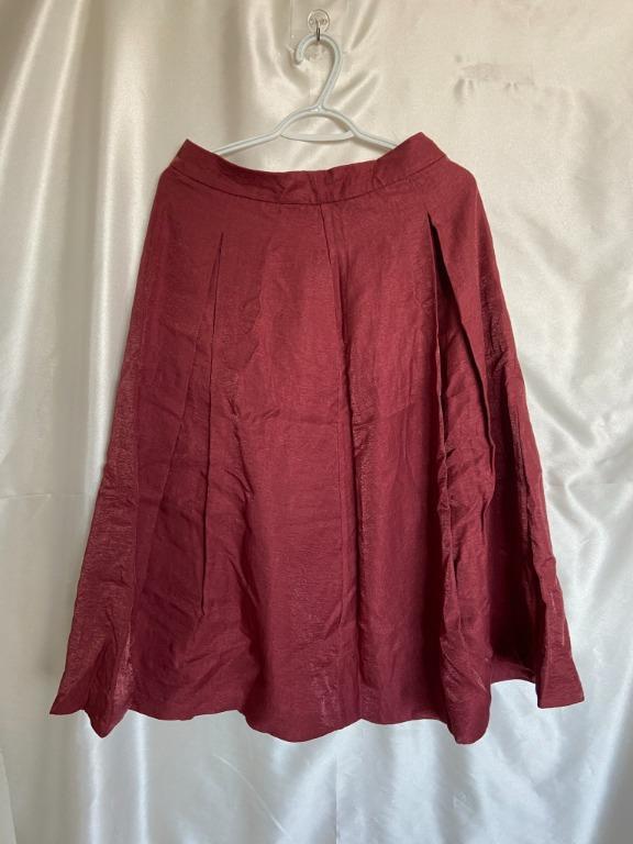 Simons - Icone - Skirt Red - Medium