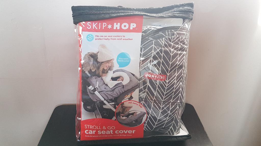 Skip Hop Stroll & Go Car Seat Cover