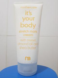 Stretch Mark Cream Mothercare