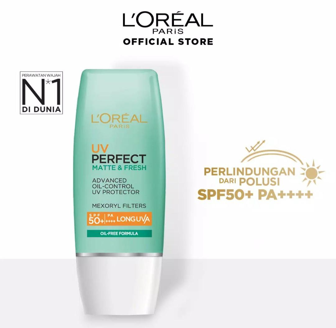 Sunscreen L'Oreal SPF50+ PA+++++