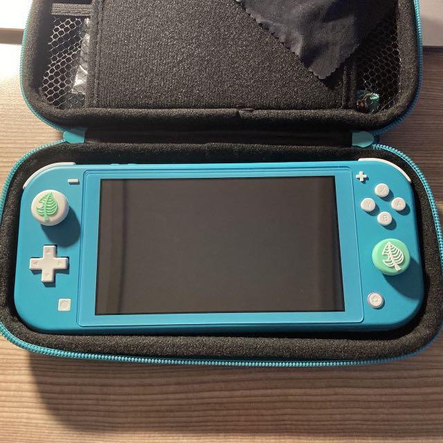 [二手]Switch Lite 藍