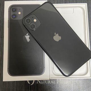 售 中古靚機 APPLE 蘋果🍎iphone11 128G 黑 外觀9.5成新 可舊機折抵 板橋宜蘭可面交