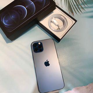 |特價二手價|iphone 12pro 128G 藍色 台灣公司貨