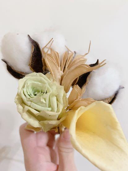 乾燥花材料