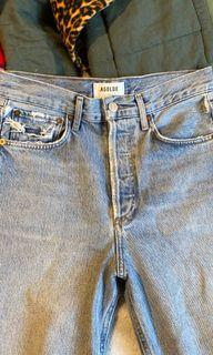 AGOLDE 90s jeans size 24