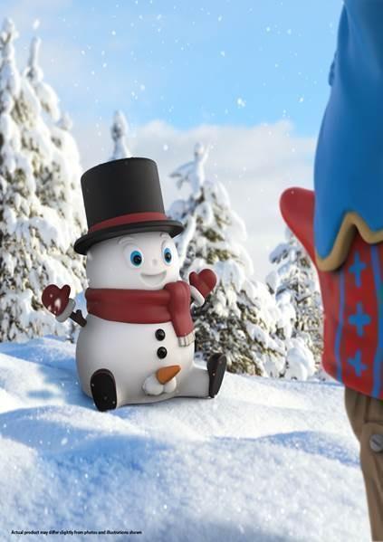 [B168預購] A Wood Awakening-Snow Balls 勃起小雪人