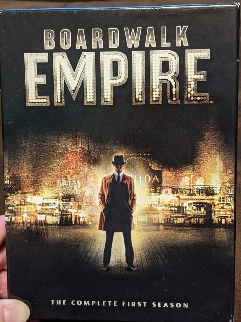 Boardwalk Empire Season 1 DVD