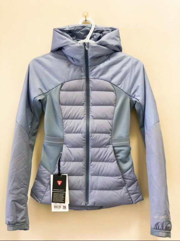 Brand new Chambray Size 2 Lululemon Down for it all Jacket