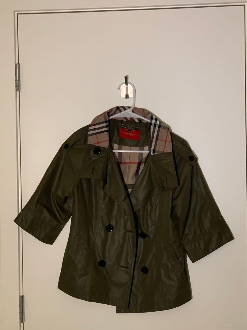 Burberry Jacket, Size M