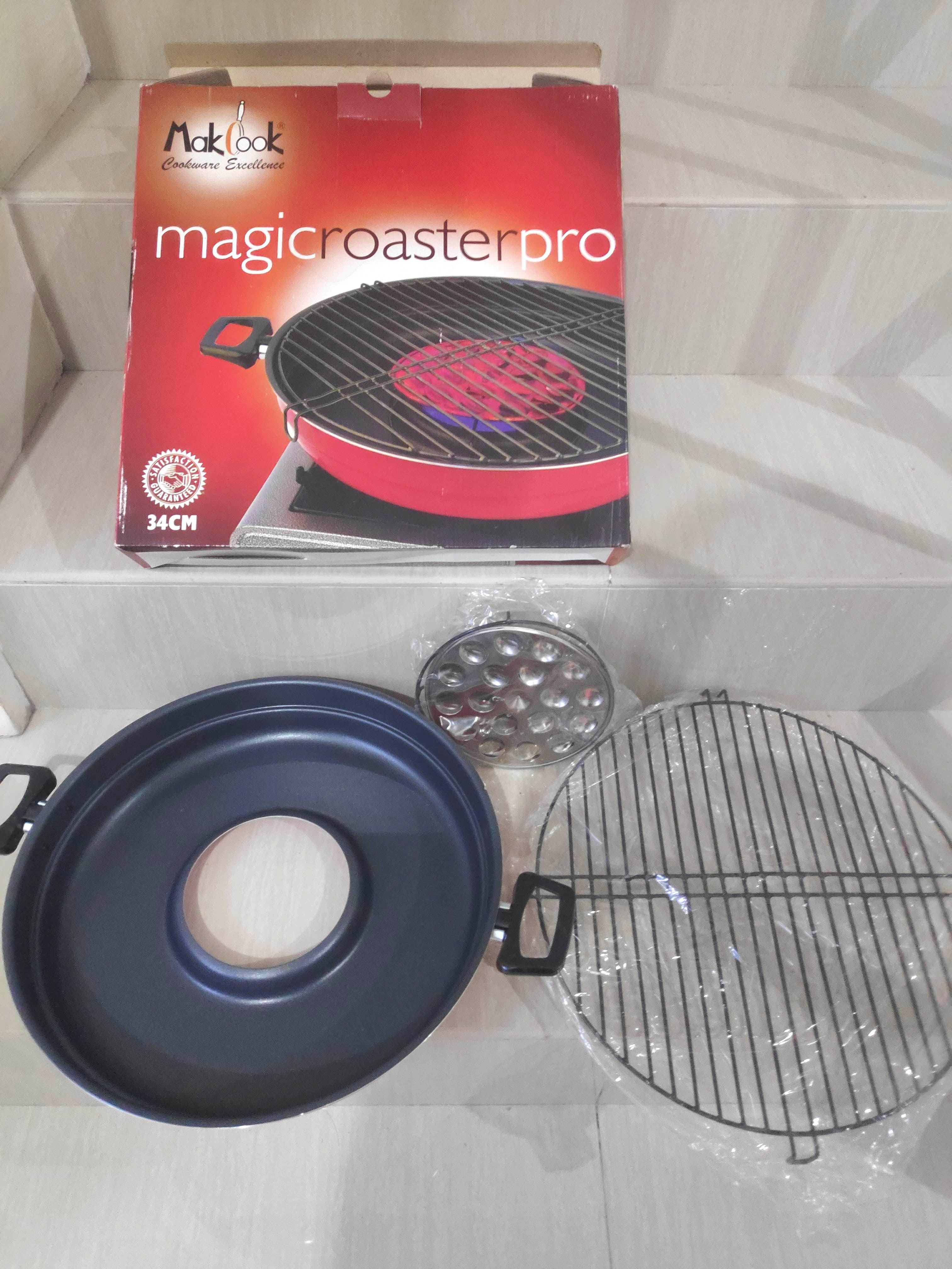 #CNY2021 roaster makcook