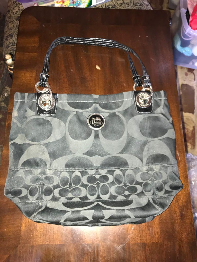 Coach handbag purse