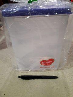 DUGRO container