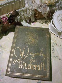 EYESHADOW WIZARDY AND WITHCRAFT (HARRY POTTER)