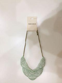 Forever 21 雅典娜項鍊
