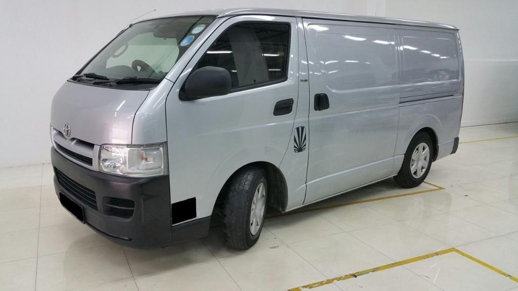 Hiace - Auto Van