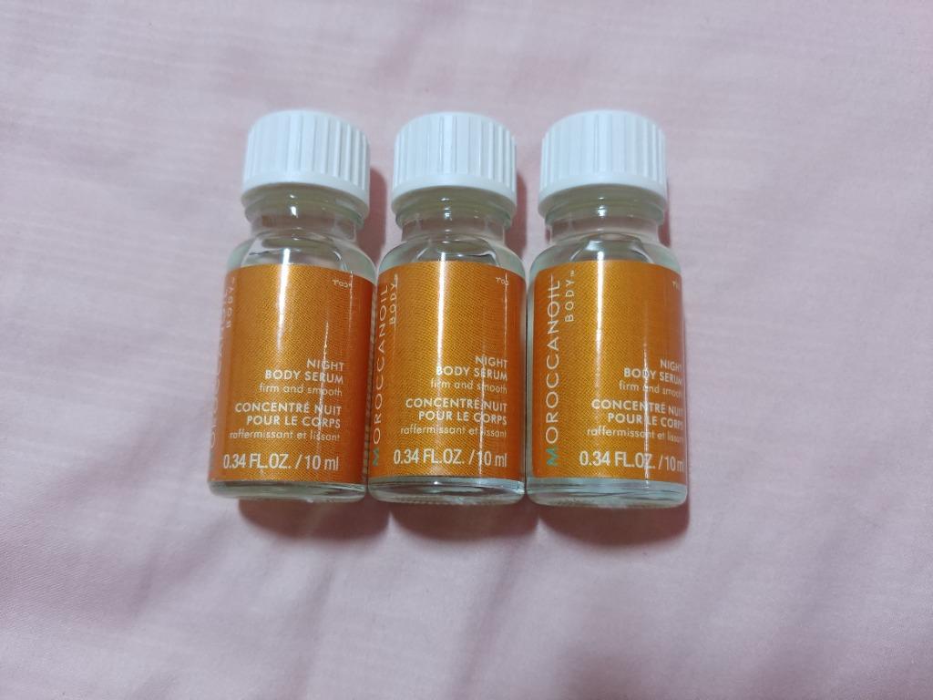Moroccanoil Night Body Serum 20ml, Beauty & Personal Care, Bath ...