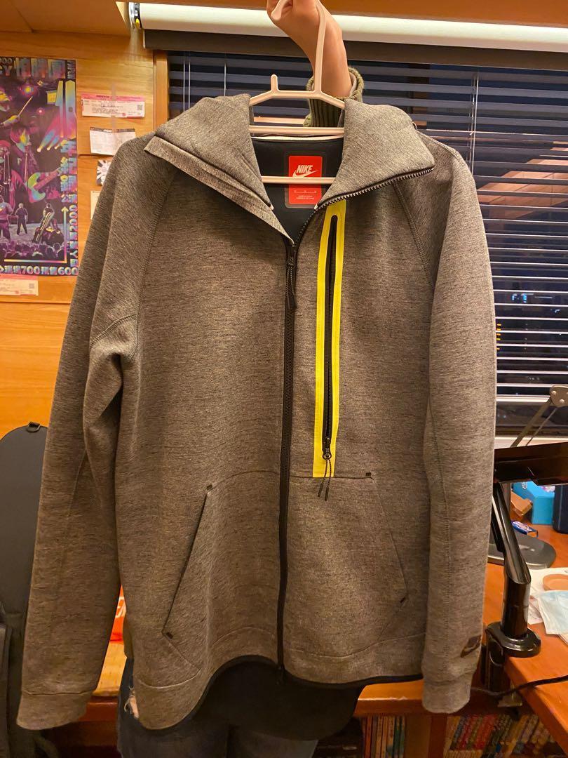 Nike tech fleece jacket M
