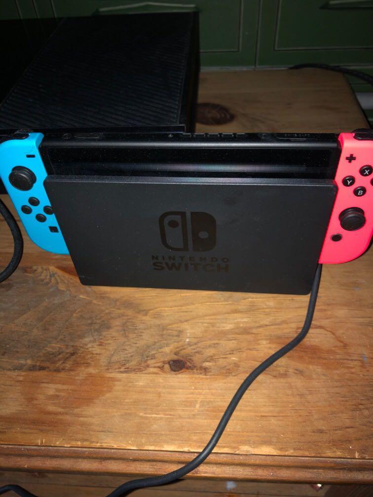 Nintendo Switch v2 (Brand New)