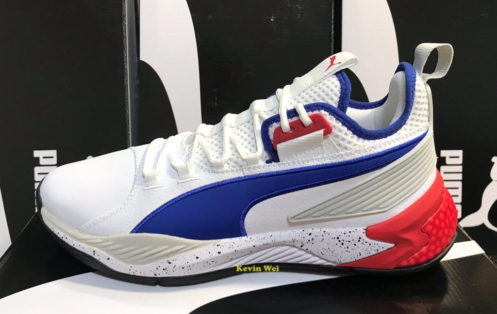 Puma Uproar Hybrid Court PA 白藍 192776-01 籃球鞋 US10.5