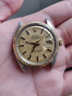 Rolex Datejust 1601 Head Only