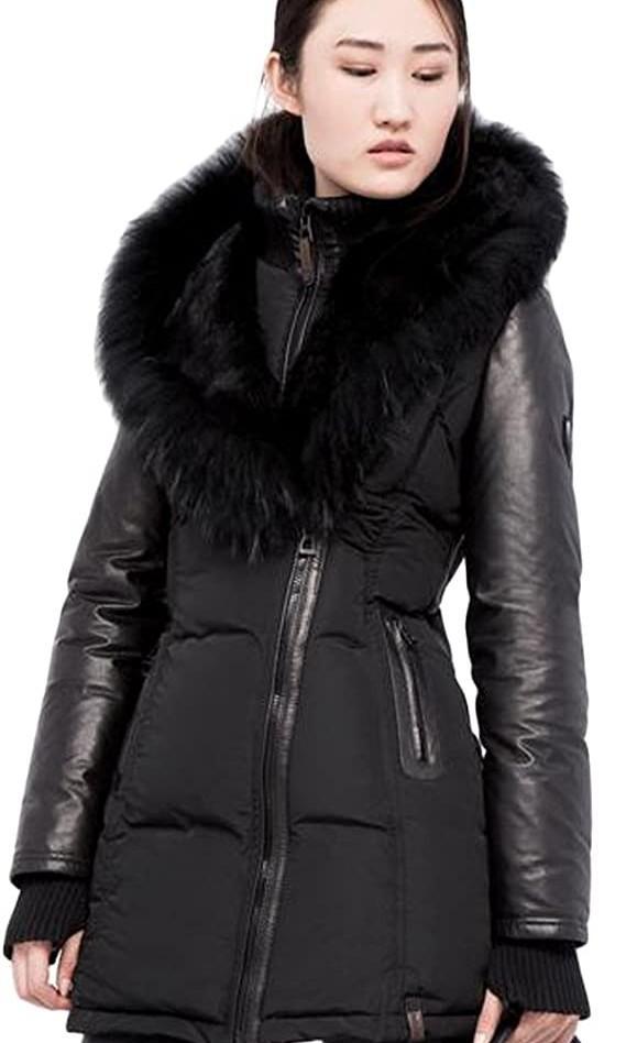 RUDSAK Grace Puffer Jacket Size Small