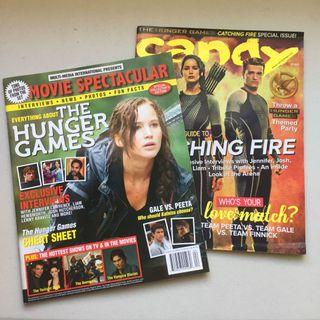The Hunger Games Magazines