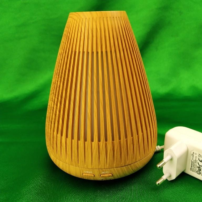 Ultransmit Ultrasonic Aloma Diffuser Bambu Kw021-5