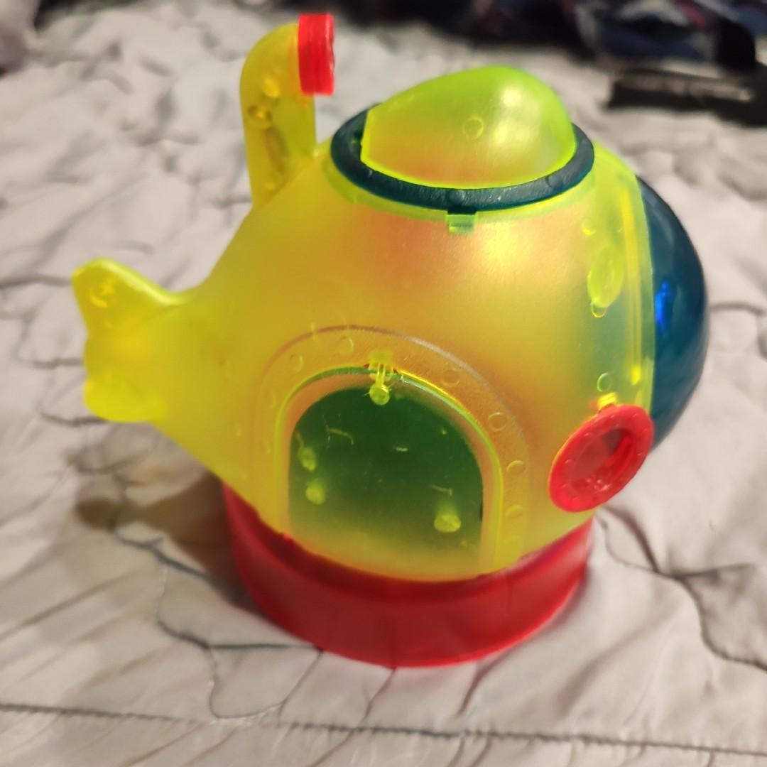 二手 倉鼠 宇宙船玩具
