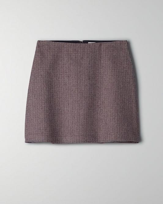 Aritzia New Classic Mini Skirt