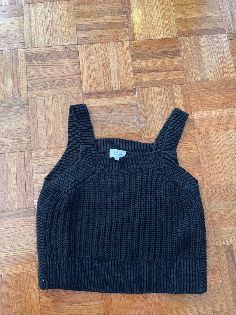 Aritzia  sweater cami