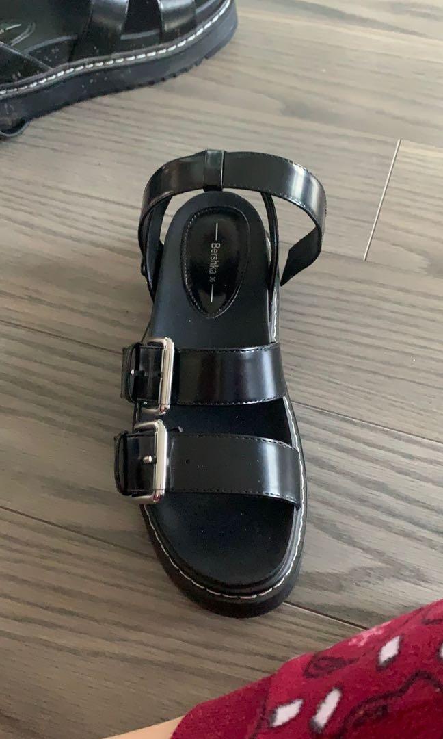 Badass bershka summer sandals