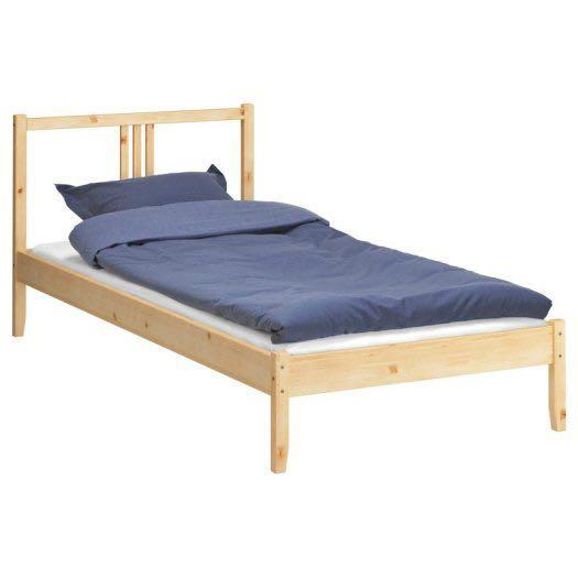 Barely Used Ikea Bed Frame And Mattress Furniture Beds Mattresses On Carousell
