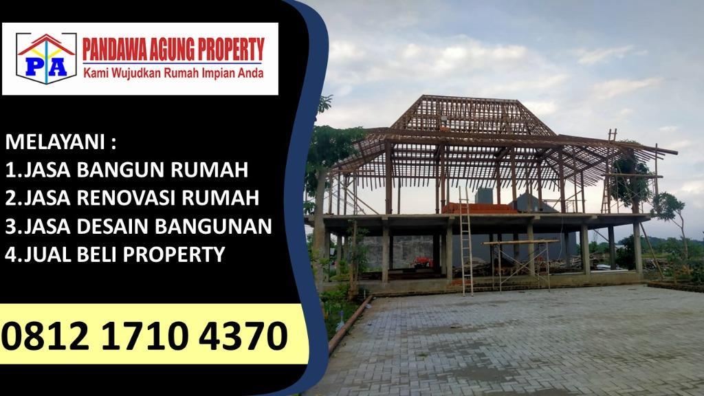 BERGARANSI | 0822-3480-2619 | Jasa Rancang Bangun Rumah di Blitar, PANDAWA AGUNG PROPERTY