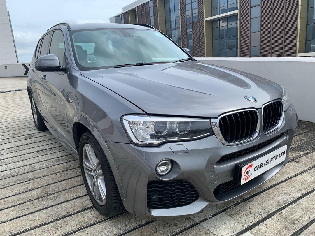 BMW X3 xDrive20i M Sport (A)