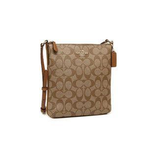 Coach NS Signature Crossbody Bag