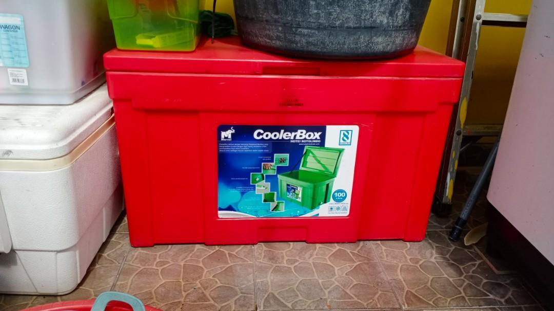 Cooler box es