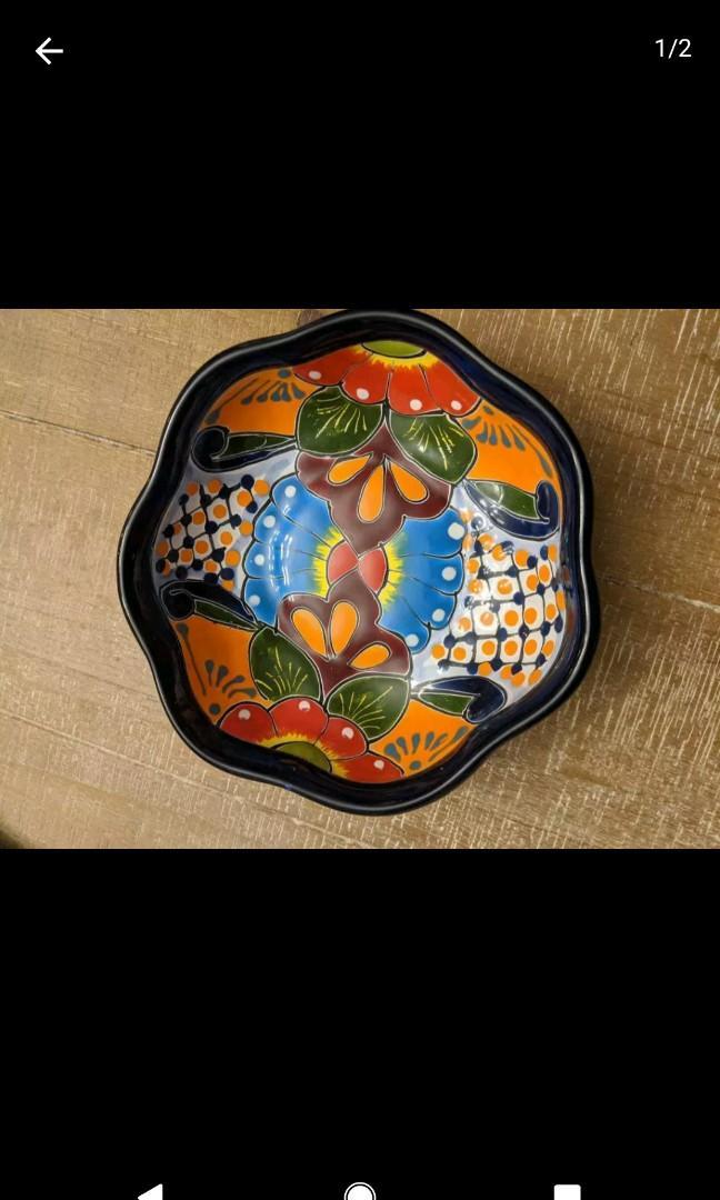 Cute Mexican Bowl
