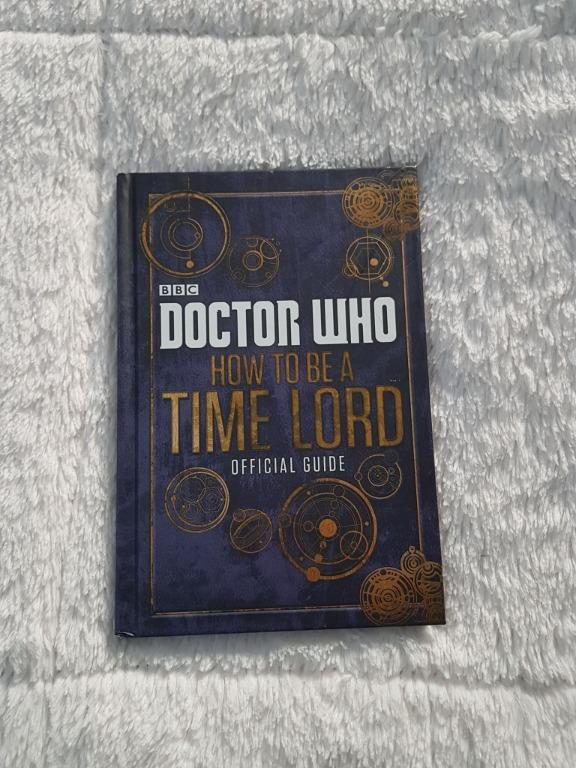 Doctor Who How to be a Time Lord Official Guide