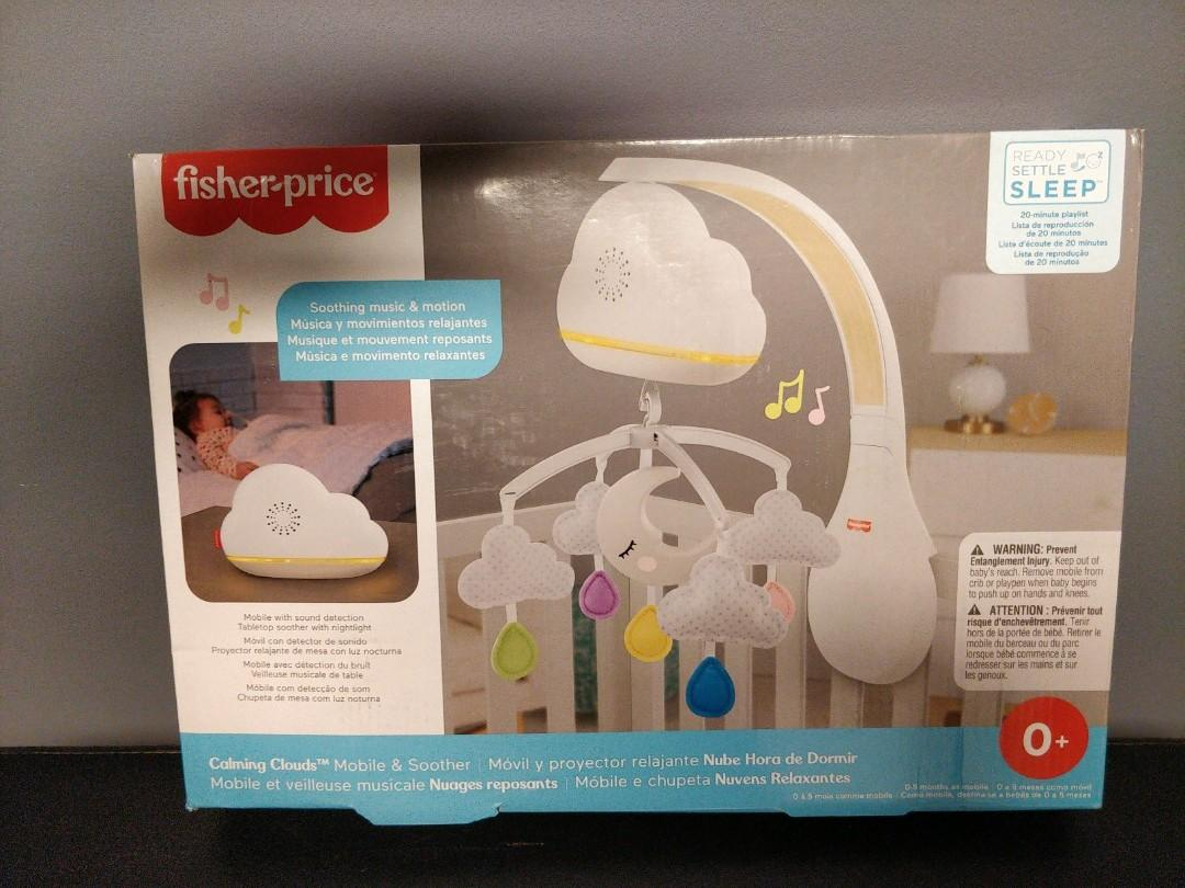Fisher-Price Calming Clouds Mobile & Soother