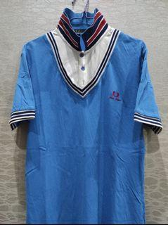 Fred Perry Vest with Union Jack on the Collar