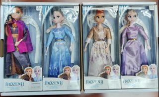 Frozen elsa公仔套裝 (國內版)