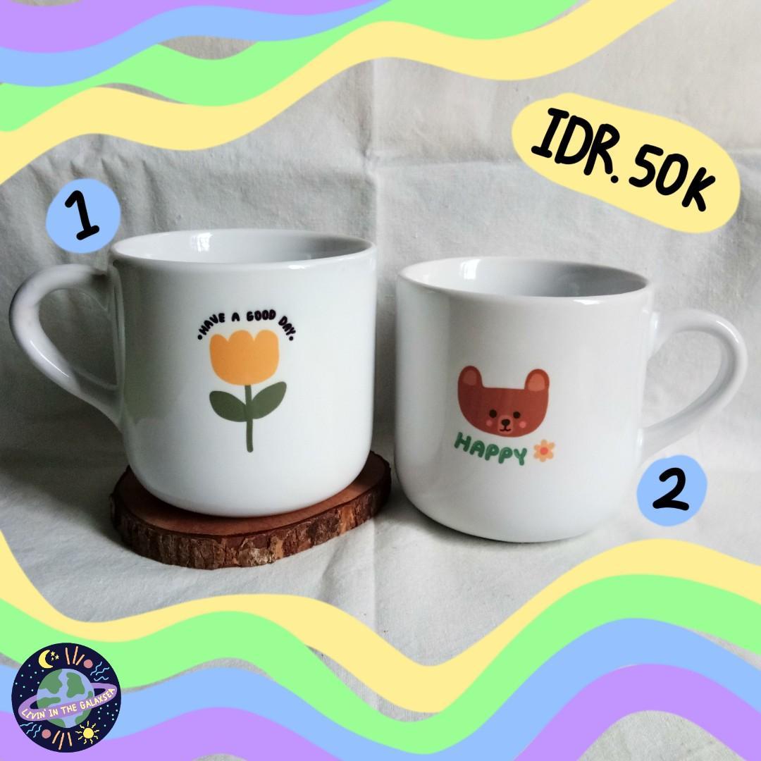 Galaxsea cute mug