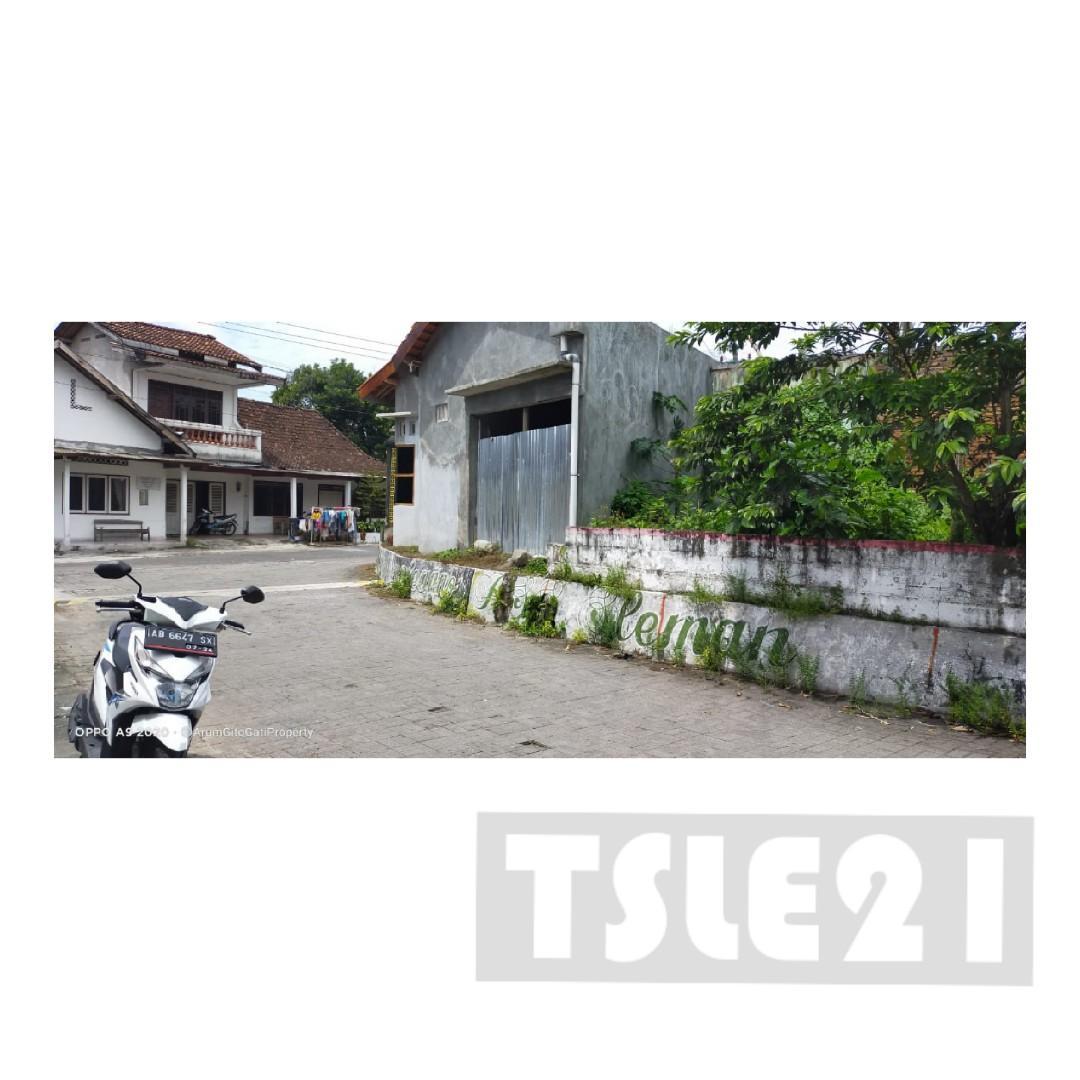 Jual tanah Pekarangan murah di Sleman nego TSLE21