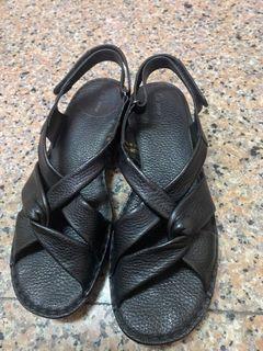 La New女涼鞋