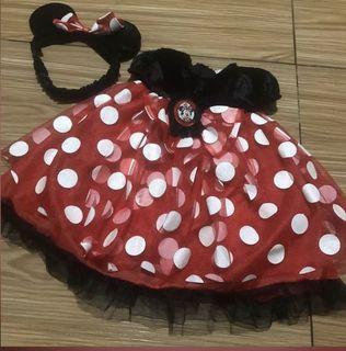 Minnie Mouse Disney Costume