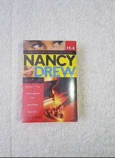 Nancy Drew Books #1-4 Box Set
