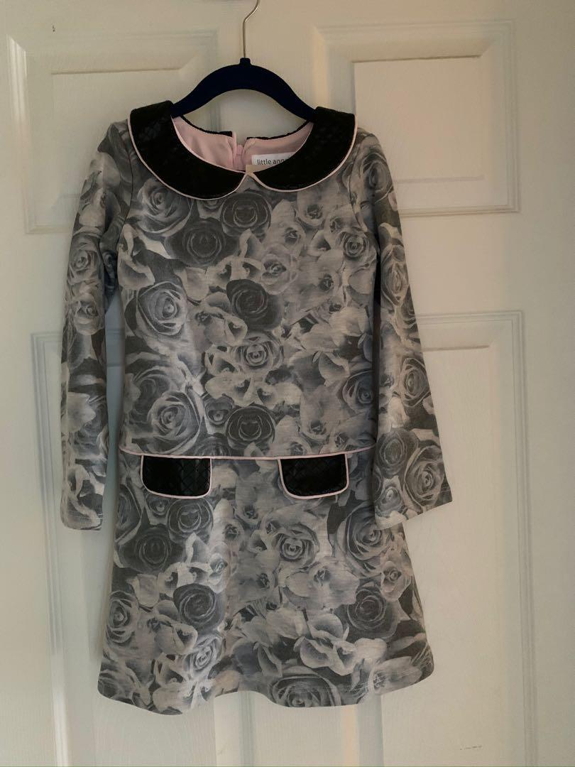 NWT Little Angles dress size 5