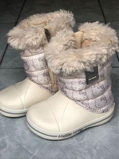 Original Crocs hello kitty boots
