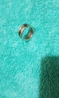 Ring whitegold