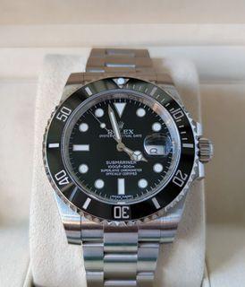 Rolex Submariner Ceramic bezel 40mm